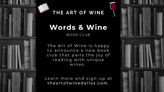 Words & Wine: The Art of Wine Book Club