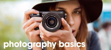 Sony Store Fashion Valley - Photography Basics