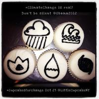 Cupcakes for Climate Change Fundraiser to benefit...