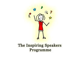 The Inspiring Speakers Programme - Gala Finale July 9th 2014