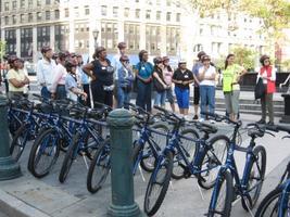 Bike New York Bicycling Basics Class