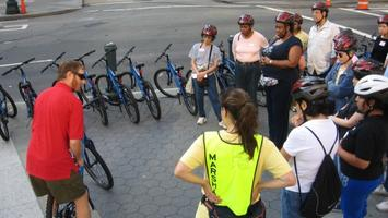 Bike New York Street Skills Class