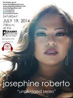 "Josephine Roberto ""Unplugged Series"""