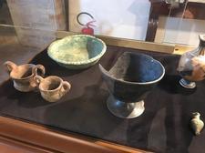 """Pikenoi - Le antichità italiche della Collezione """"Vallorani"""" logo"""