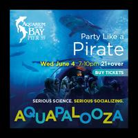 Aquapalooza: Party Like a Pirate