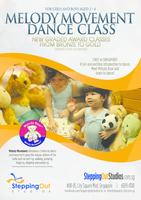 Melody Bear Preschool Dance Class
