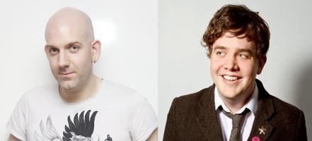 Chris Coltrane & Joe Wells: Edinburgh Festival Comedy...