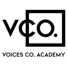 Voices Co. Academy logo