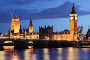 London, Paris, Amsterdam