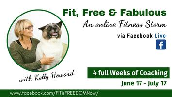 Fit, Free & Fabulous - An Online Fitness Storm
