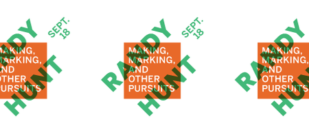Making, Marking and Other Pursuits: An Evening with...