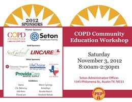 COPD Community Education Workshop