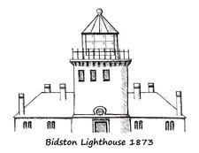 Bidston Lighthouse logo