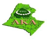 Alpha Kappa Alpha Sorority, Inc.®, Psi Rho Omega Chapter logo