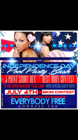 4th of July Cold Pizza Mansion Pool Party