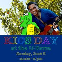Kids Day at the UFarm