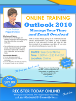 Outlook 2010 - Learn More About Using Outlook 2010