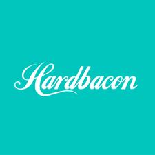 Hardbacon logo