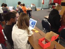 Geekbus 4-day Maker Summer Camp Grades 3-6