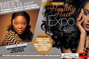Riverside County Healthy Hair Expo