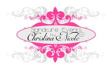 Signature Events by: Christina-Nicole logo