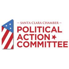 Santa Clara Chamber Political Action Committee logo