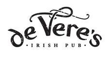 de Vere's Irish Pub Davis logo