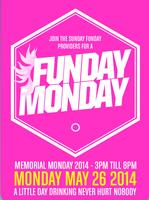 FUNday Monday Day Party with DJs Nick Ferrer, Draws,...