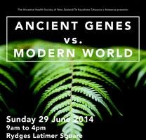 Ancestral Health: Ancient Genes vs Modern World