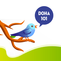 Doha 101 - Oct Doha Tweetup