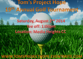 Tom's Project Hope 19th Annual Golf Tournament