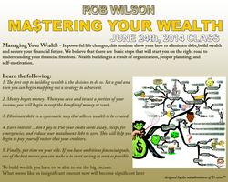 Mastering Your Wealth