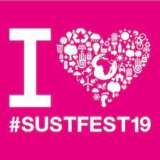 Sustainable St Albans - St Albans Sustainability Festival 2019 logo