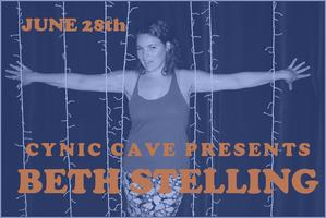 Cynic Cave Presents Beth Stelling