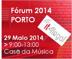 Fórum IT4Legal 2014 - Porto