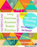 Chatham Academy Street Festival