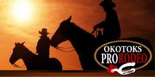 Okotoks Pro Rodeo logo