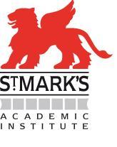 St Mark's Academic Institute logo