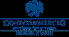 Confcommercio Imprese per l'Italia – Uniascom provincia di Varese logo