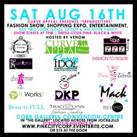 Trendsetters Rock the Runway &  Bachelorette Expo