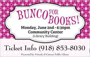Bunco for Books!