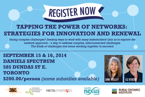Tapping the Power of Networks: Strategies for Innovation...