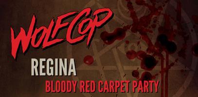 Bloody Red Carpet Rocker: REGINA