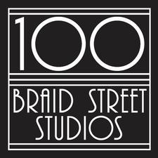 100 Braid St Studios logo