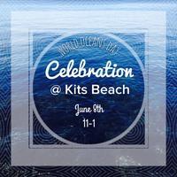 World Ocean Day Celebration at Kits Beach