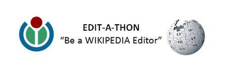 Wikipedia Edit-a-thon Manila