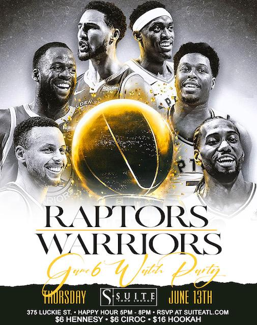 NBA FINALS WATCH PARTY - GAME 6