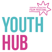 YOUTH HUB @ Edinburgh International Film Festival logo