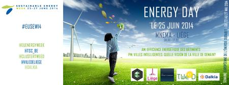 Energy Day- AM:Efficience énergétique des bâtiments &...