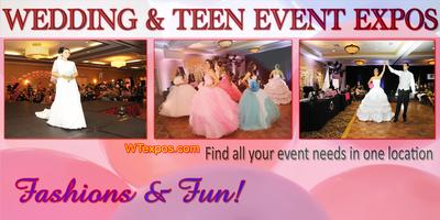 FREE BRIDAL/QUINCEANERA/SWEET 16 EXPO! June 22, 2014...